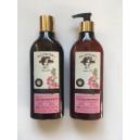 Luxusní šampón a kondicionér